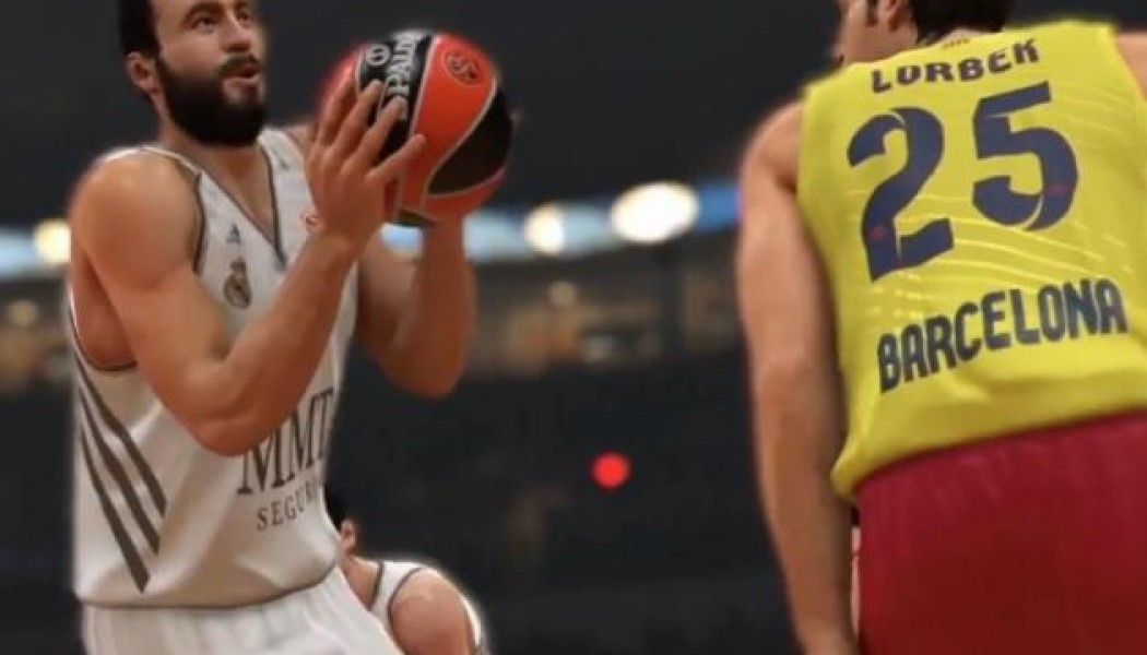 NBA 2K15 με όλη την Euroleague (BINTEO)