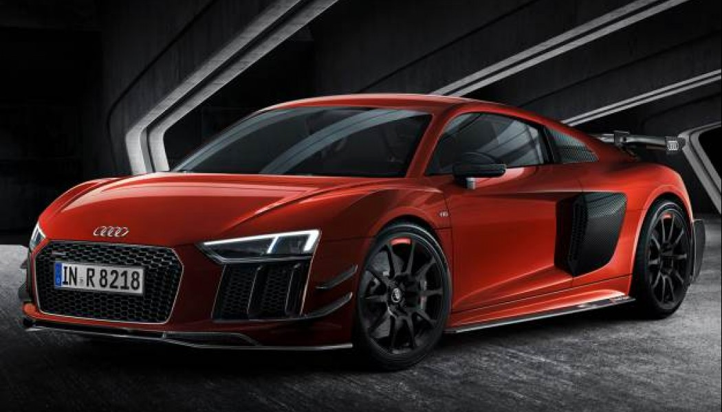 Πρεμιέρα για το Audi Sport Performance Parts R8 Edition